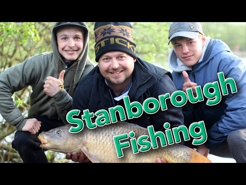 Stanborough Lakes Fishing 2017
