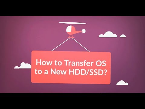 Transfer/Migrate OS to a New HDD/SSD - EaseUS Todo Backup
