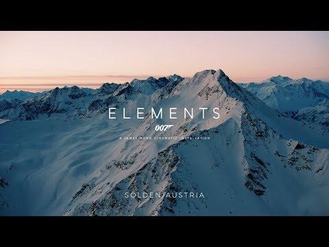 007 ELEMENTS   a James Bond cinematic installation   Sölden, Austria   Fullversion