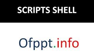 Commandes de base Linux - Ep53 - Scripts shell: variables - partie 2