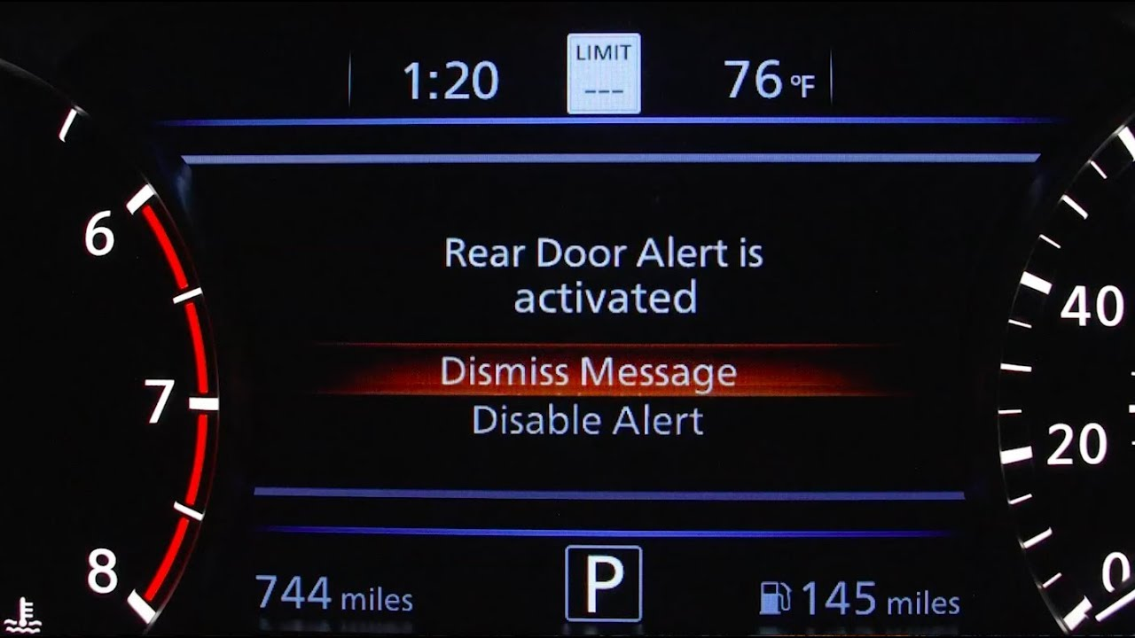 Nissan Added A Safety Feature To Prevent Hot Car Deaths