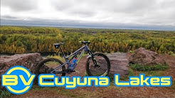 Fall Riding at Cuyuna Mountain Bike Trails -  Santa Cruz 5010 - Crosby, MN