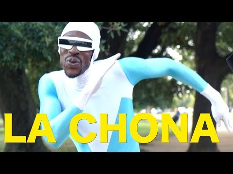 Frozone Dances La Chona With Tio Choko