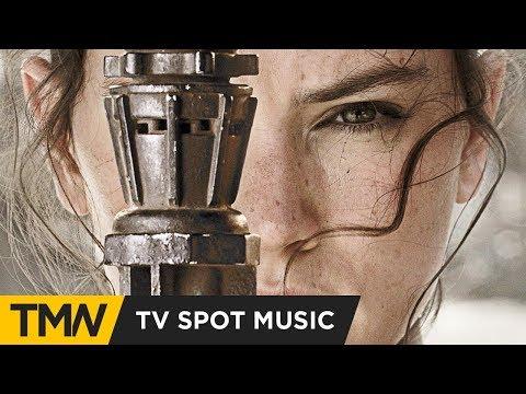 Star Wars:The Last Jedi - Rey's Theme - TV Spot Music | Trailer Music Brigade - Guidance in the Dark