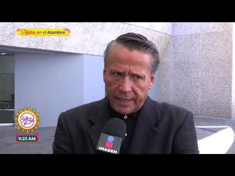 ¿Qué opina Alfredo Adame de que Carlos Trejo se haya echado para atrás? | Sale el Sol