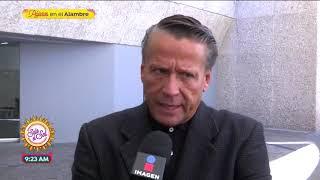 ¿Qué opina Alfredo Adame de que Carlos Trejo se haya echado para atrás?   Sale el Sol