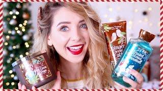 Christmas Bath & Bodyworks Haul | Zoella