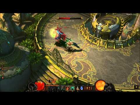 Diablo 3 Belial killed in under 15 sec on Hell difficulty (Boss Phase)