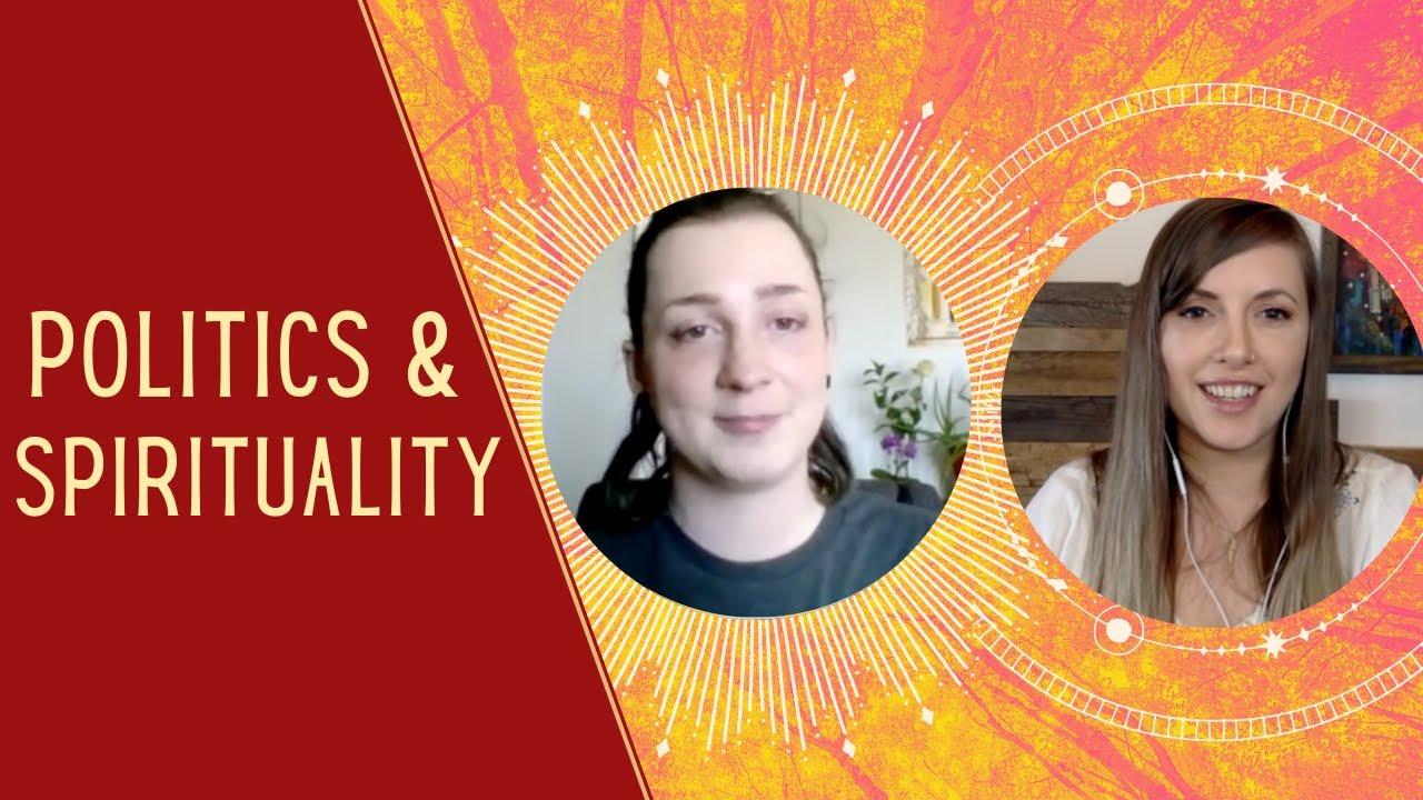 Spirituality & Leftism   Mexie & Sadlord777