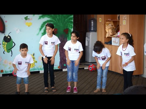 You Lead project empowers children in the Palestinian Territories