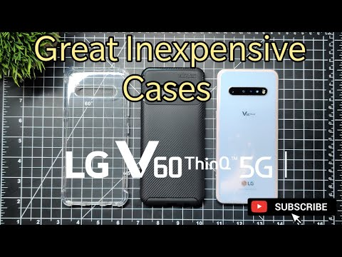 Great Inexpensive Cases   LG V60 ThinQ