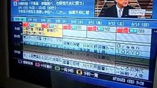 ケーブルテレビの再送信について