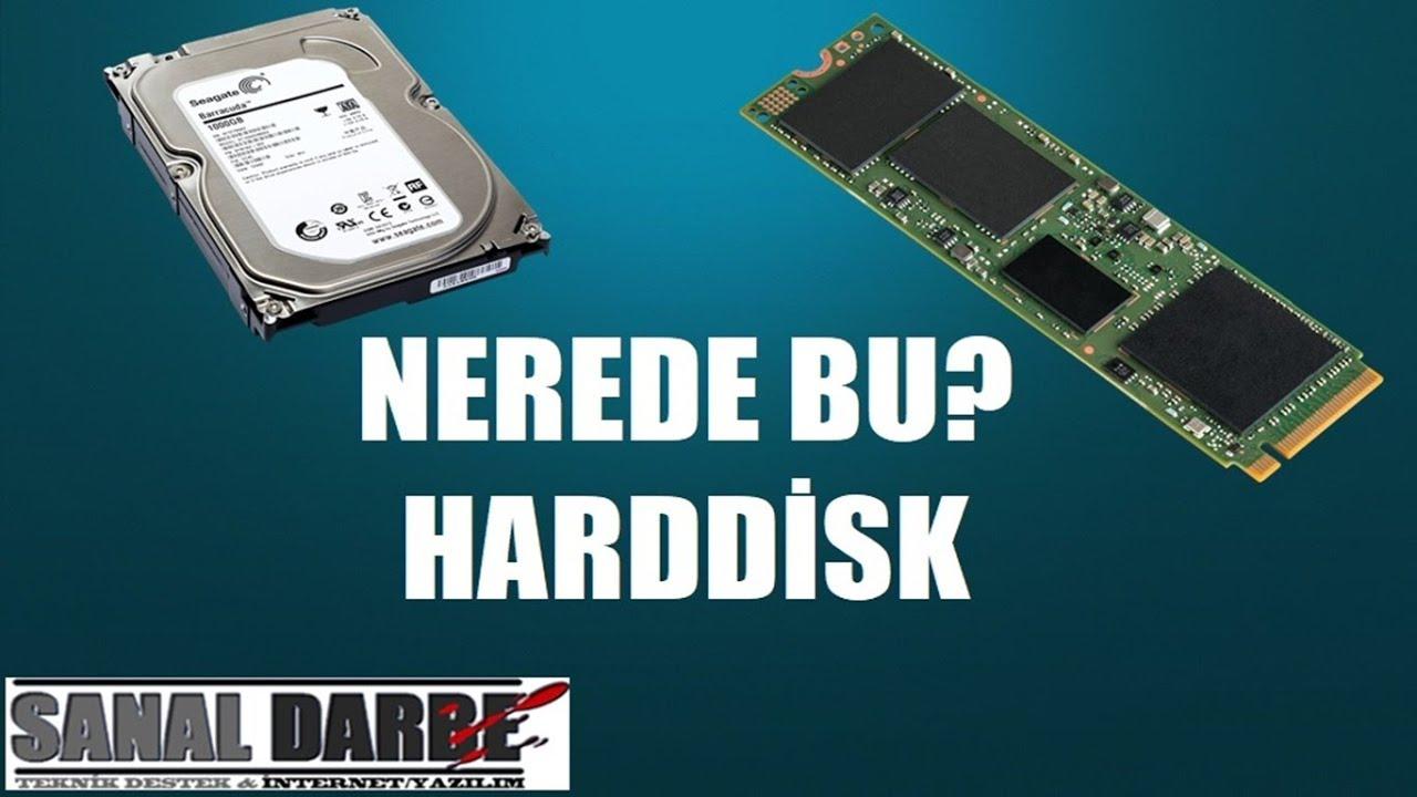 Format Sonrası HDD ve SSD'nin Kaybolması İşte Çözümü