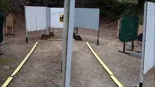 """Double Tap vs. """"Sweep"""" Technique - Speed Shooting 2"""