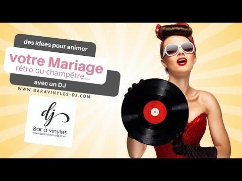 animation mariage champêtre