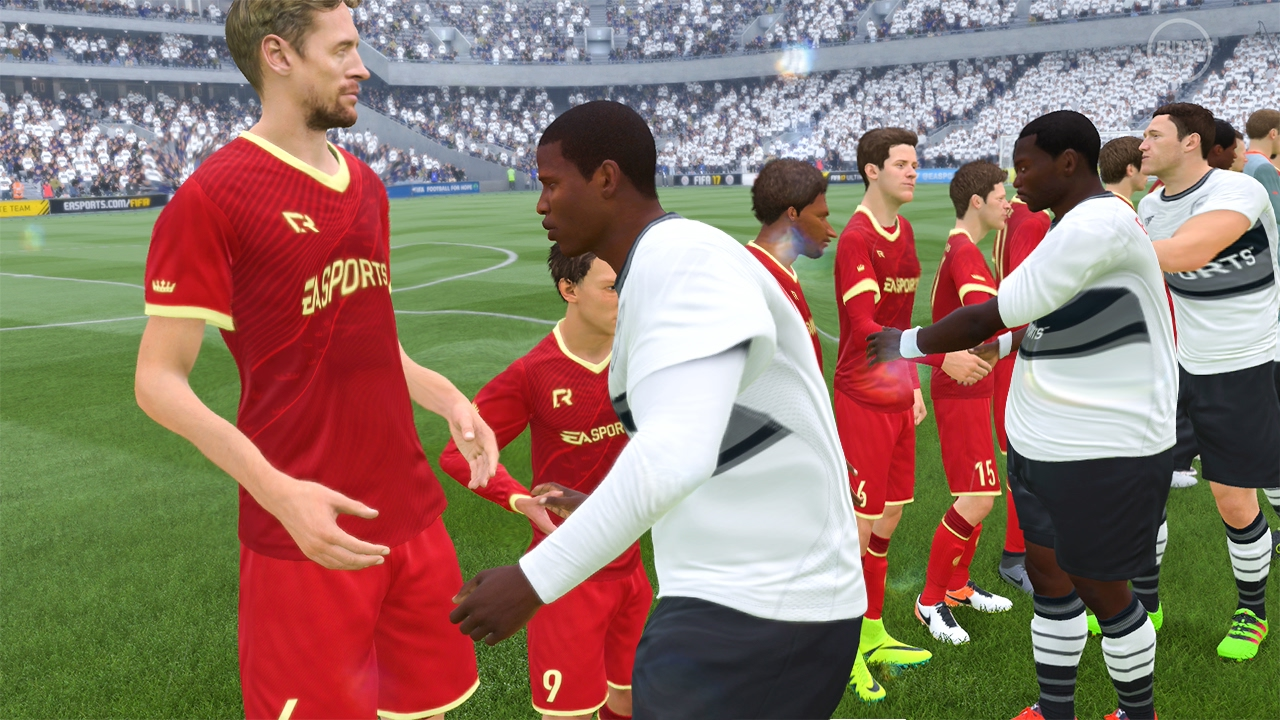 The Fattest Team Vs The Skinniest Team On Fifa 17 Youtube