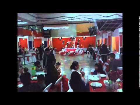 Salon de fiestas estrella valle de chalco youtube for Acuario salon de fiestas