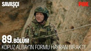 Kılıç, Kopuz Albay'ın foruma hayran kaldı... Savaşçı 89. Bölüm