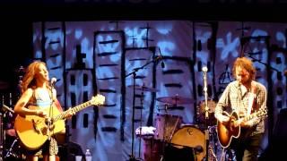 Feist & Kevin Drew (Broken Social Scene) Duet - Medley (Live) @ Harbourfront Centre 7/11/09