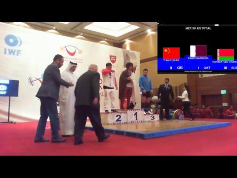 5th International Qatar Cup, Doha, QAT