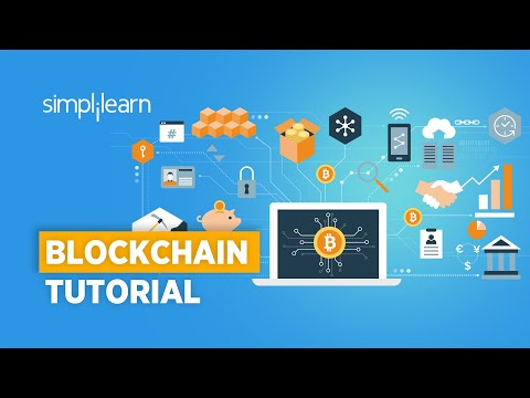 Blockchain Tutorial | Blockchain Technology | Blockchain Explained | Blockchain Training|Simplilearn