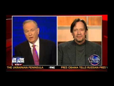 "Bill O'Reilly Interviews Kevin Sorbo (""God Is Not Dead"")"