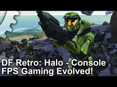 DF Retro: Halo - The First Person Shooter Evolved