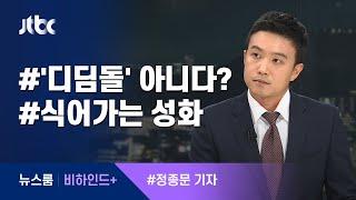[비하인드+] ① '디딤돌'이 아니다? ② 식어가는 성화 / JTBC 뉴스룸