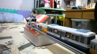 無聊一下~台鐵迴力車 16 - 加油加油 ! 推車~