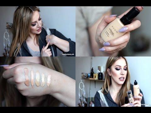 Kako odrediti podton kože + Avon Calming effects foundation recenzija |Maniana