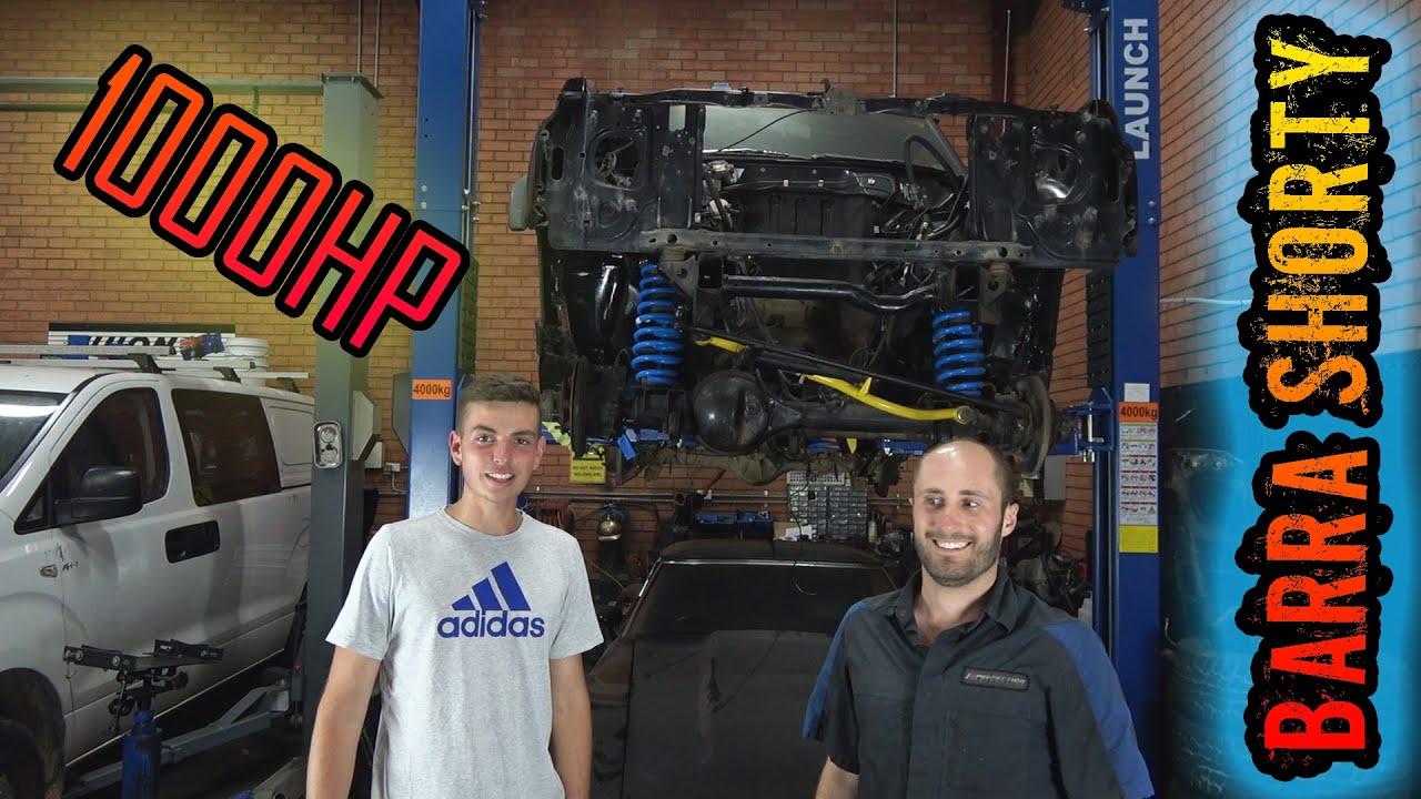 Download 1000HP Barra Shorty   Update