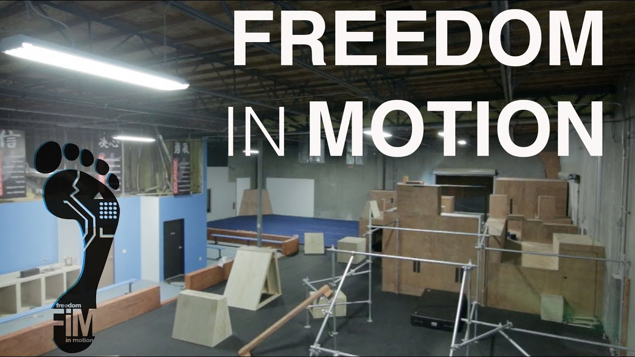 Freedom In Motion Parkour Gym