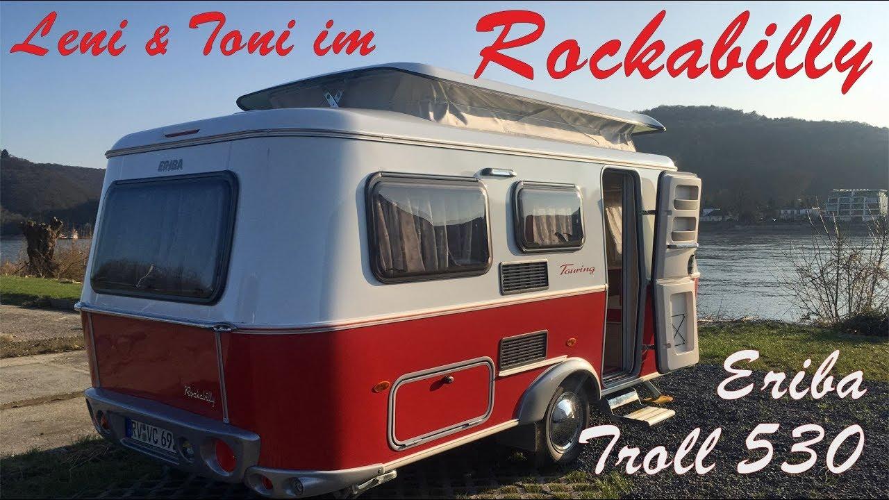 leni toni on tour im eriba troll 530 rockabilly. Black Bedroom Furniture Sets. Home Design Ideas