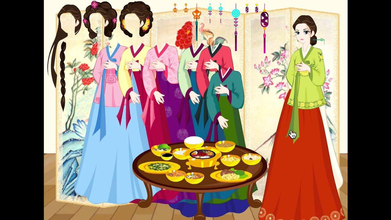 Game thoi trang Han Quoc – Thiết kế trò chơi thời trang Hàn Quốc đẹp