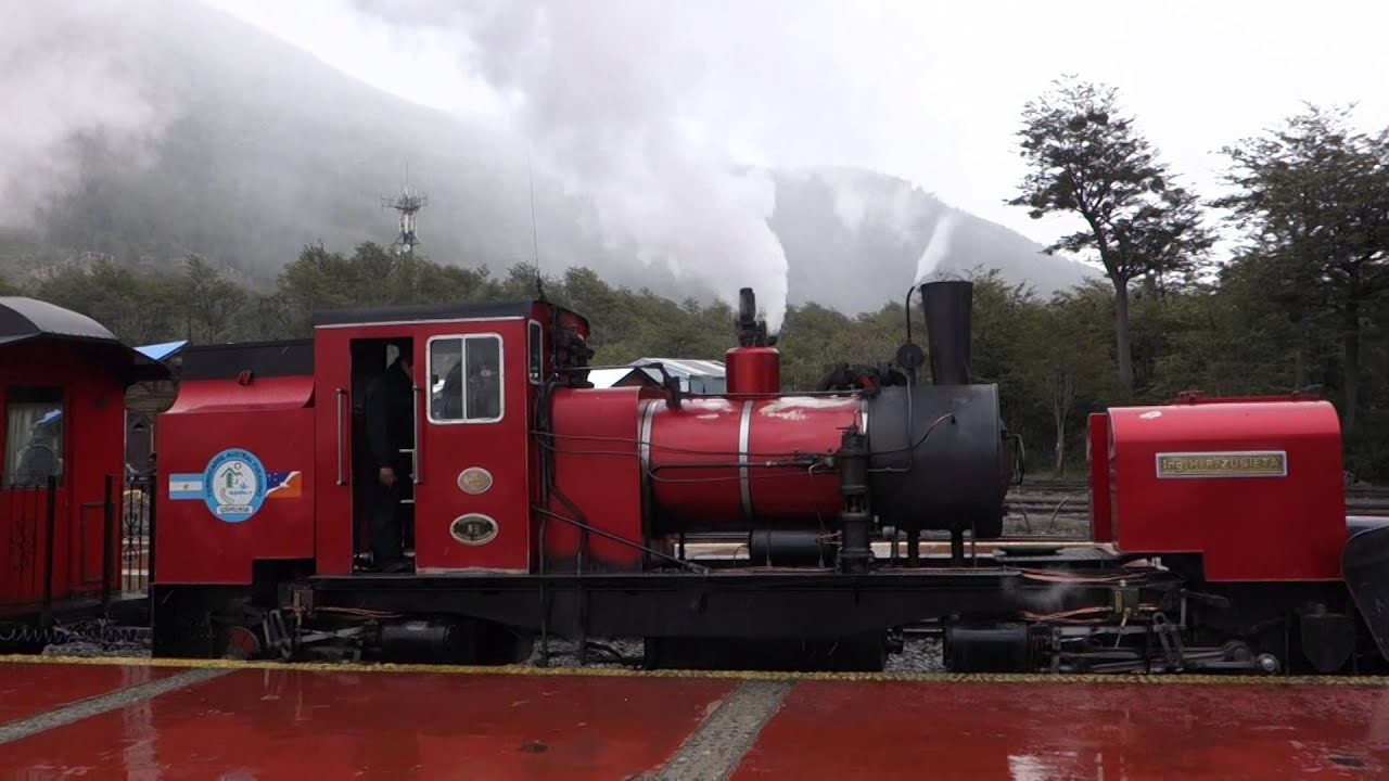 The End of the World Train, Ushuaia Argentina - YouTube