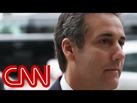 WSJ: Michael Cohen received $774K credit line during Trump campaign