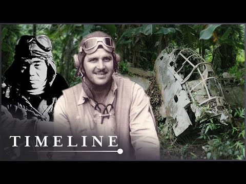 Legendary WW2 Battle Between An American And Japanese Ace | Dogfight Over Guadalcanal | Timeline
