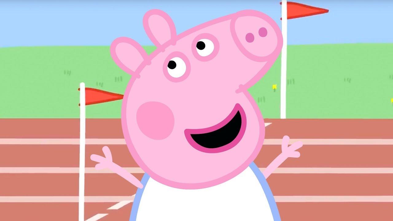Peppa pig fran ais le sport compilation rentr e des - Pepapig francais ...