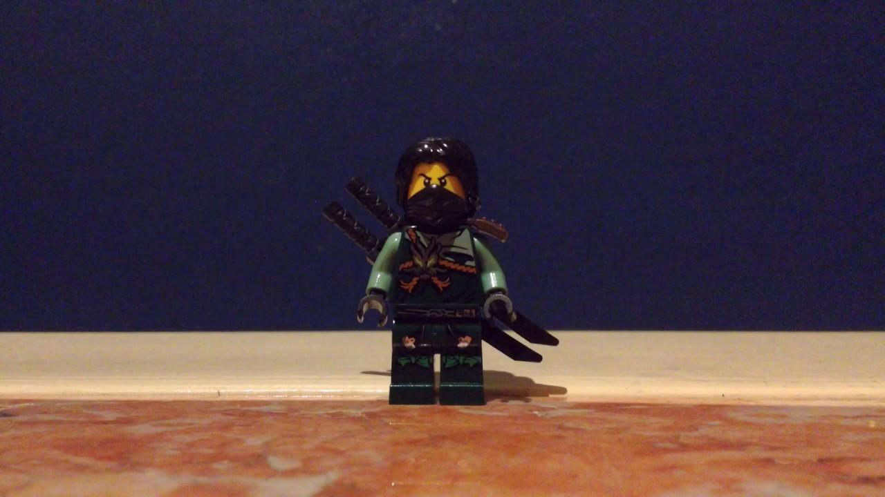Lego Ninjago Custom Human Morro Youtube