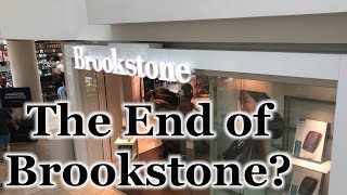 The End Of Brookstone?