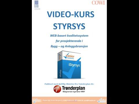 Kurs Styrsys - KS og HMS system for prosjekterende i bygg- og anleggsbransjen