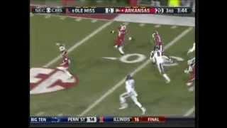 Arkansas vs. Mississippi 2014