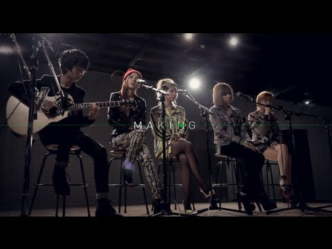 [YG ON AIR] 2NE1 X Jung Sungha (Making Film)