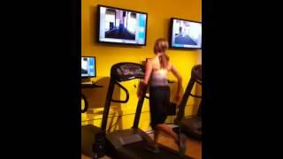 Jane Pratt Treadmill- Jane's Phone- xoJane.com