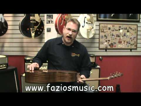 Breedlove American Series OOO/SSE 12 Fret @ Fazio's Frets and Friends