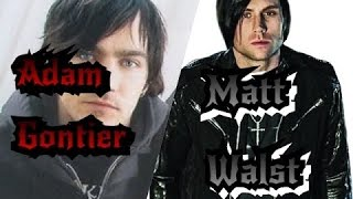 Adam Gontier Vs Matt Walst Three Days Grace