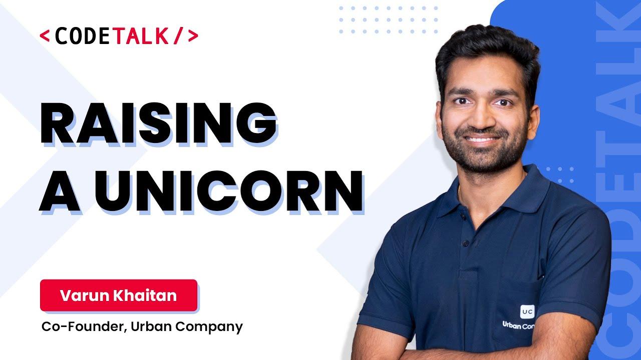 Leaving the US to build in India   Varun Khaitan, Co-founder of @Urban Company