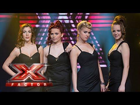 4U (Feel - Robbie Williams) - X Factor Adria - LIVE 2