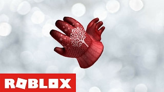How to get the Snowball Gloves   ROBLOX Winter Games