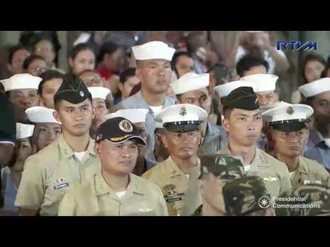Talk to Men of the Central Command (Speech) 8/5/2016